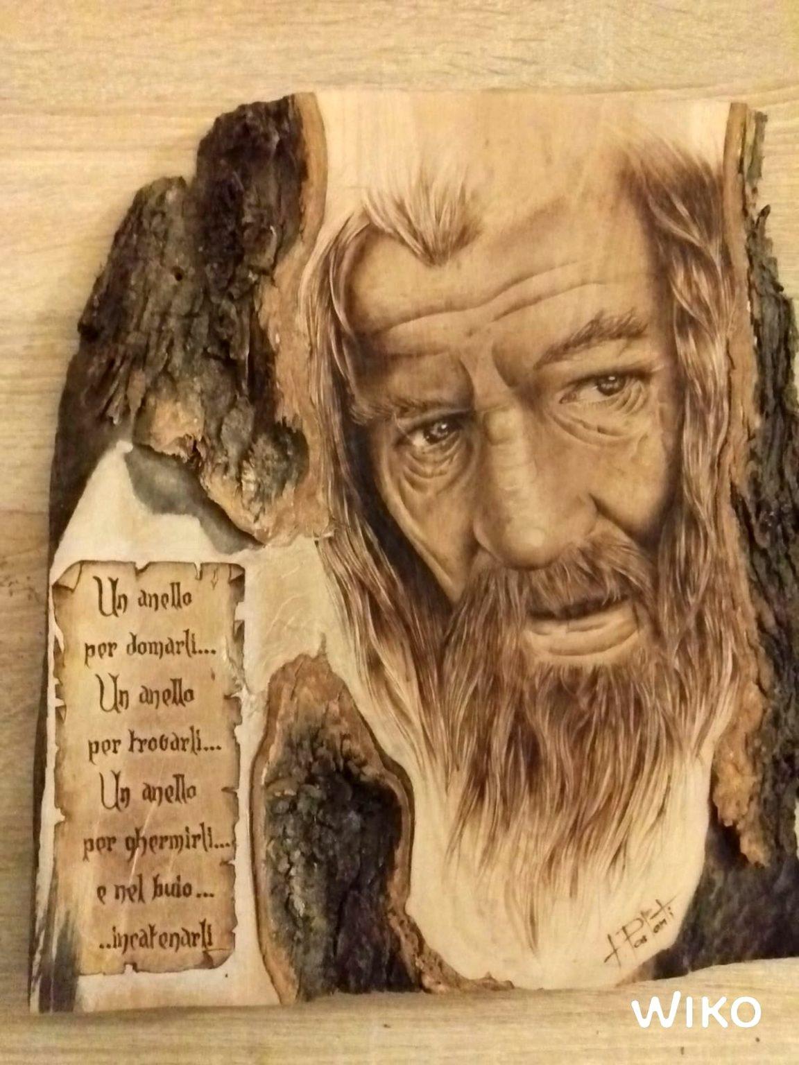 """Gandalf, da \""""Il signore degli anelli\"""""""