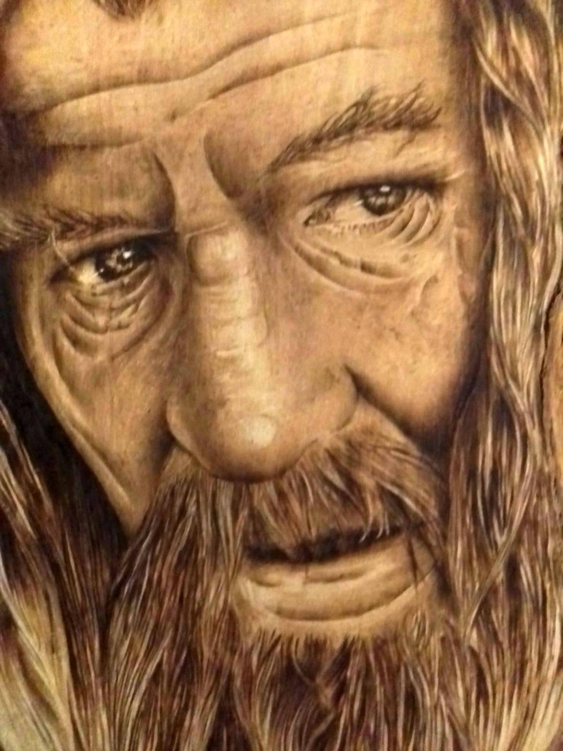 """Gandalf, da \\\""""Il signore degli Anelli\\\"""""""