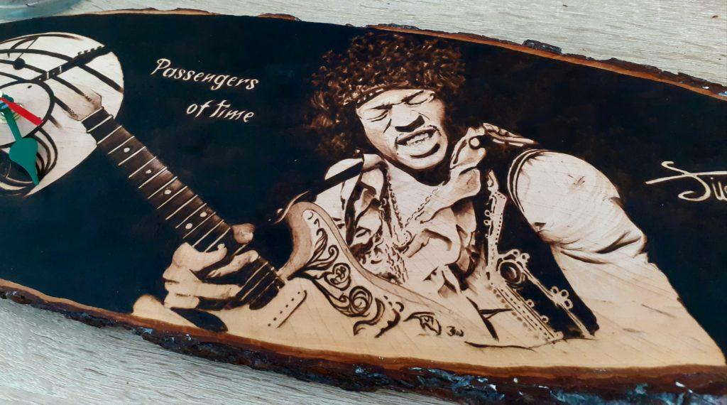 Orologio Jimi Hendrix